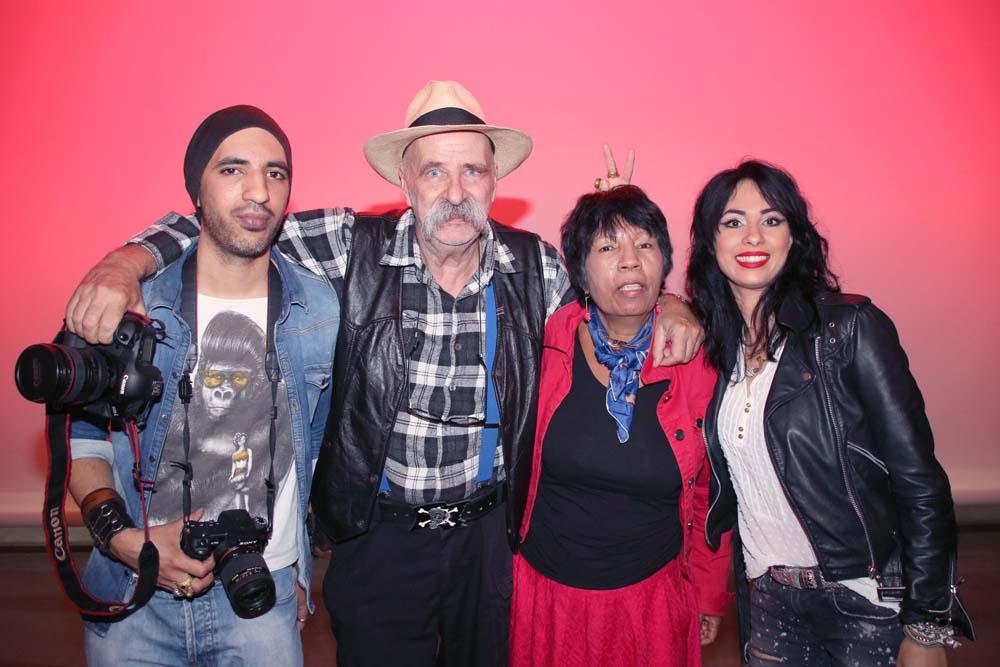 La famille Mengin-Lecreuxl au complet