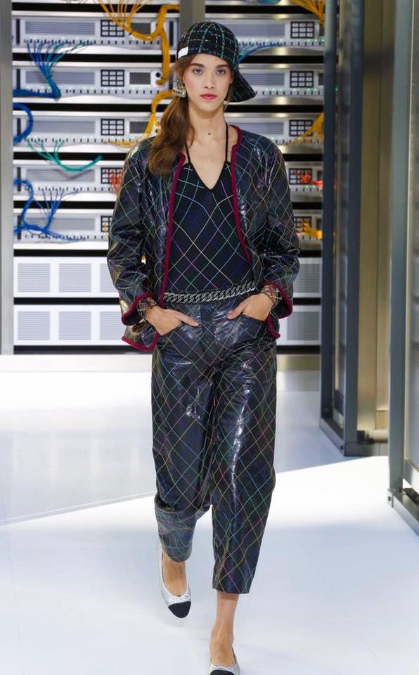 En Chanel: intemporelle!