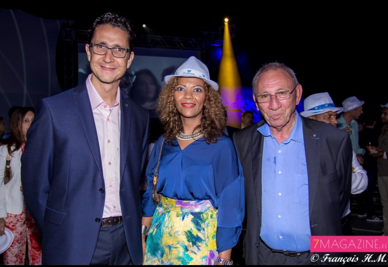 Philippe Jean Pierre, Séverine Nirlo et un invité
