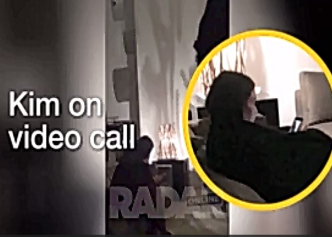 Kim Kardashian, un braquage bidon ?