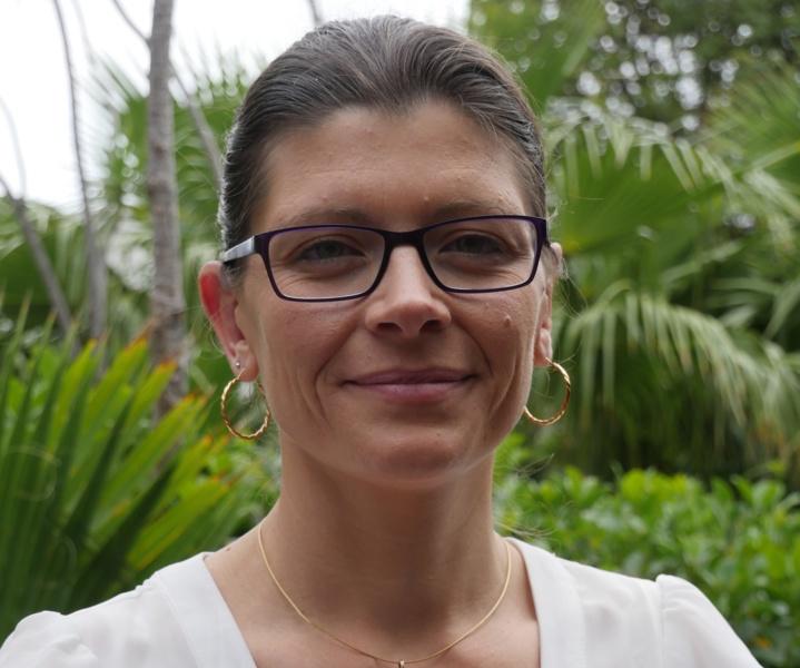 Aurore Laurent, nouvelle directrice OTI-Nord