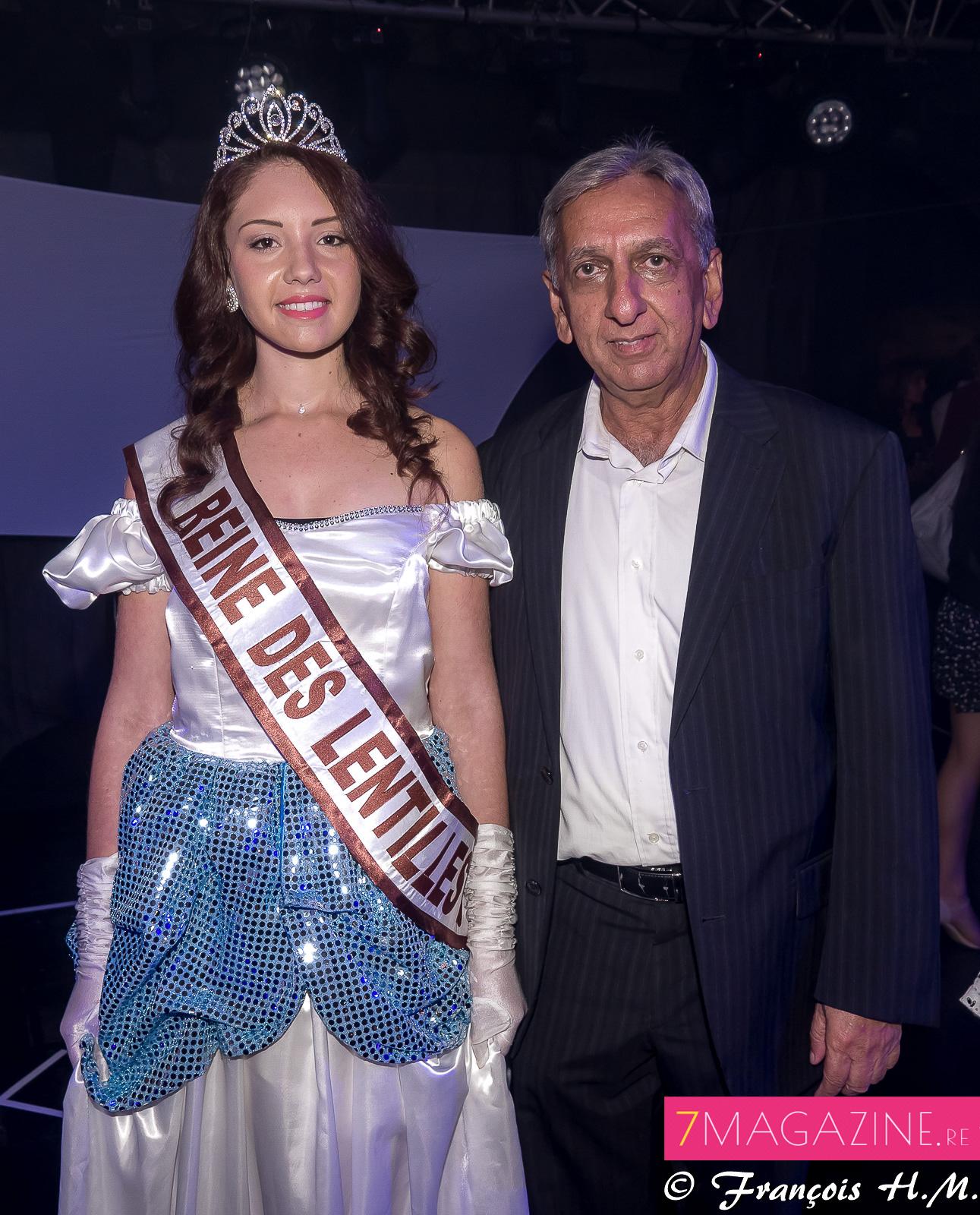 Ophélie Baillif et Aziz Patel