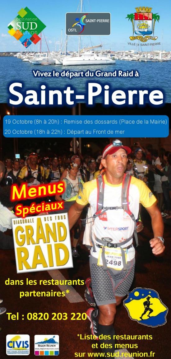 Grand Raid: L'aventure commence à Saint-Pierre