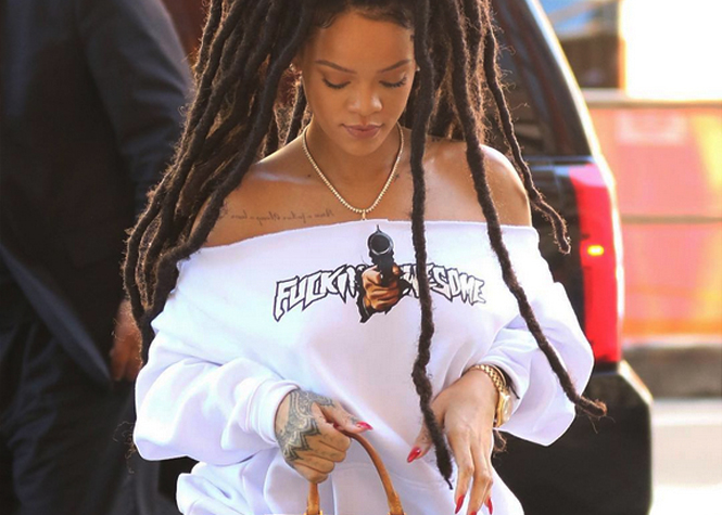 Rihanna moquée par ses employés