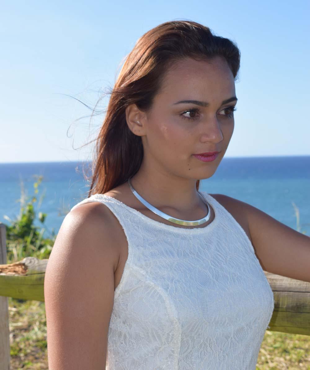 N°5: Marine Laude  - 16 ans - Espérance-les-Bas