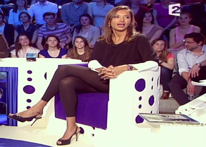 Karine Le Marchand un peu plus princesse que fermière?