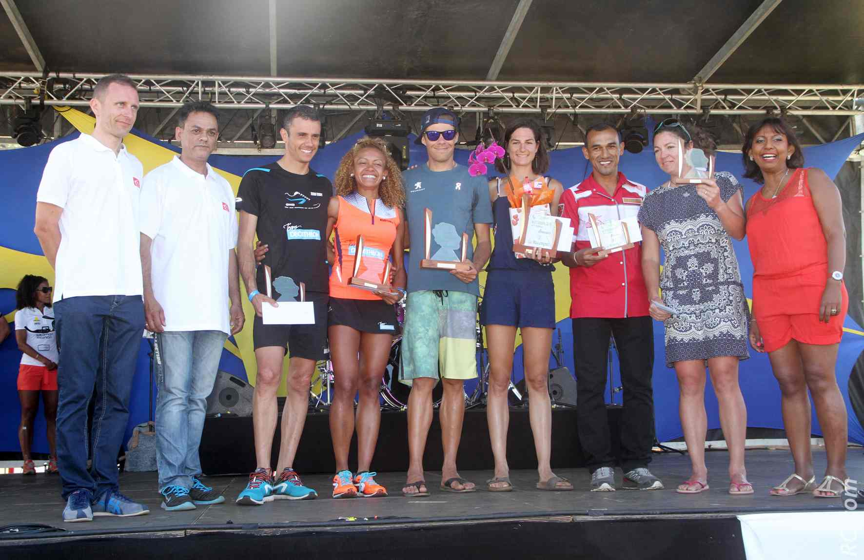 Grand Raid2016: 3 530 finishers au compteur