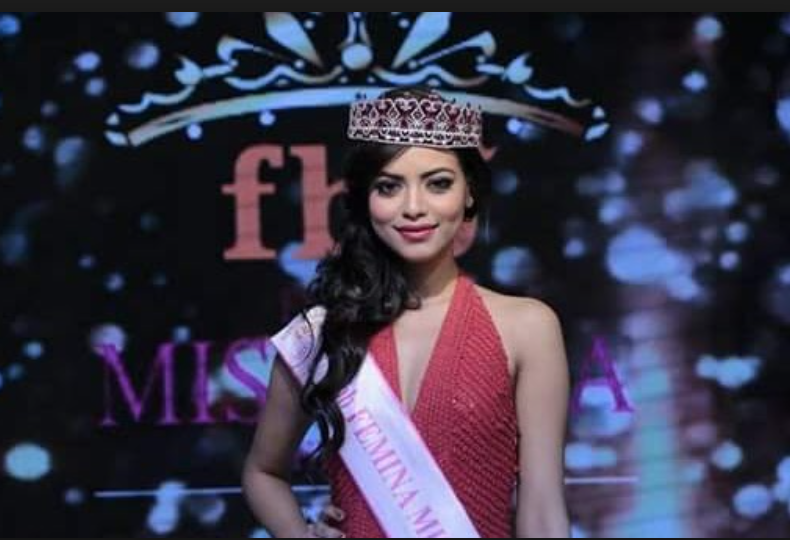 Priyadarshini Chatterjee, Miss India 2016