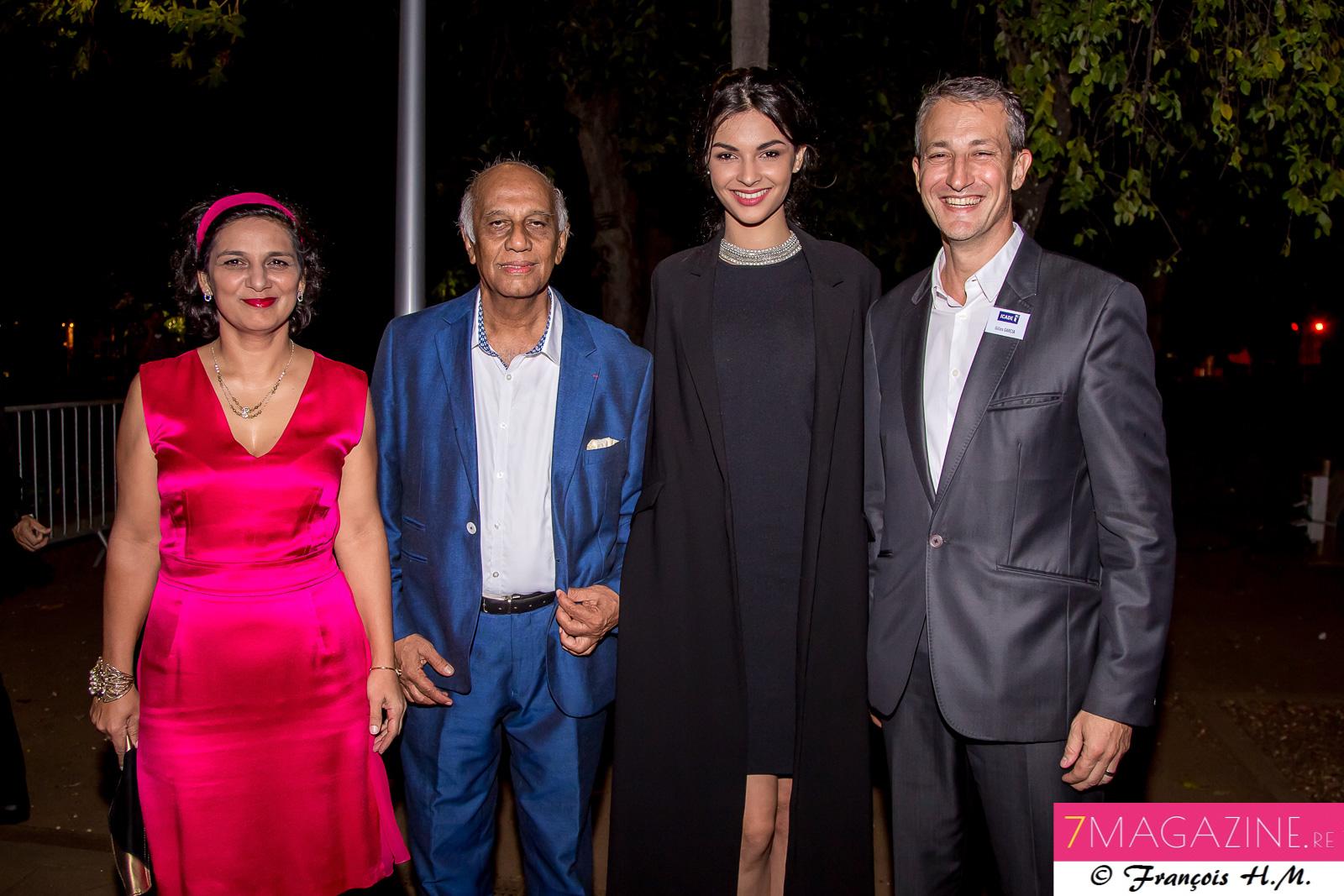 Mariam Locate, architecte, Noor Locate, PDG du Groupe Locate, Azuima Issa
