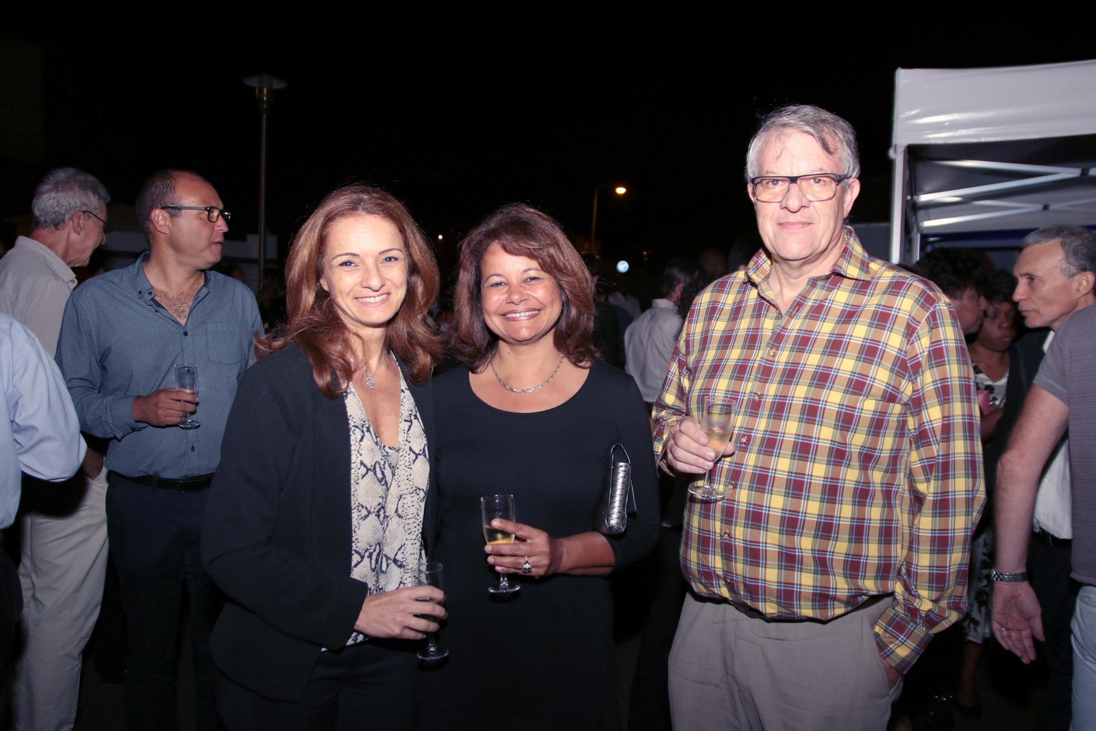 Patricia Paoli, Claudine et Philippe Lorin