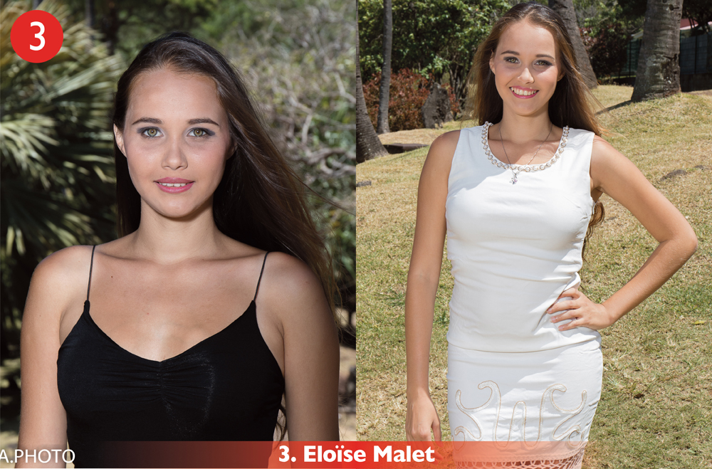 N°3:  Eloïse Malet