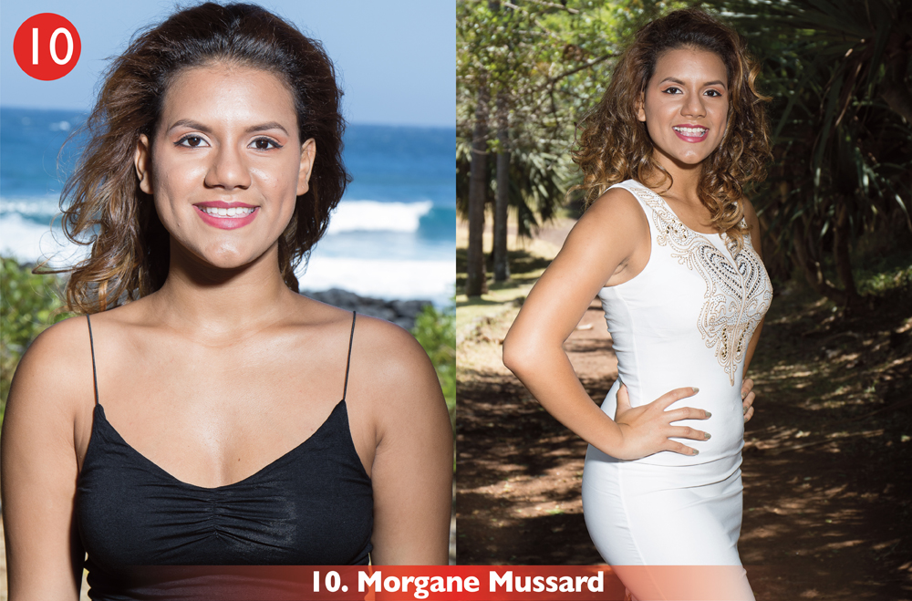 N°10:  Morgane Mussard