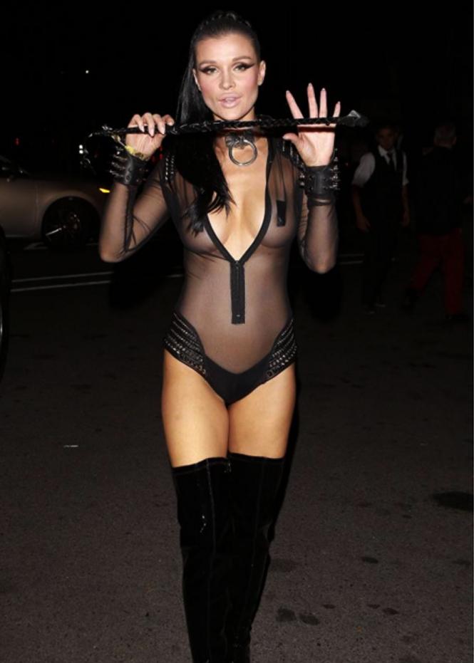 Halloween: les Playmates y vont de leur costume!