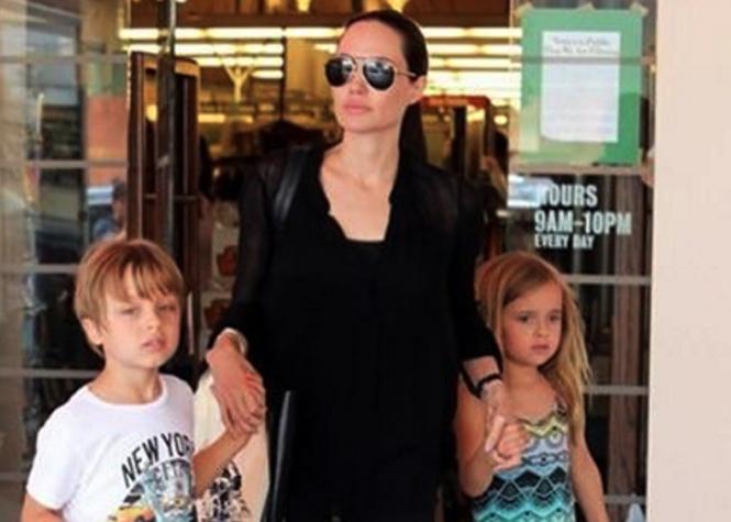 Divorce Brangelina: 2 des 6 enfants veulent vivre avec Brad Pitt