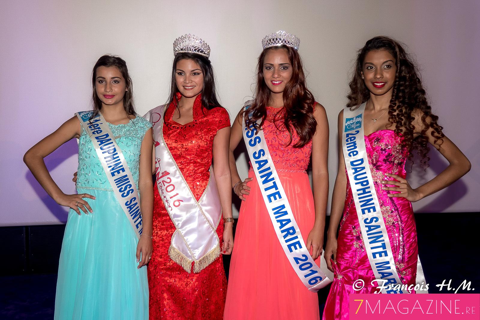 Avec Miss Azian 2016