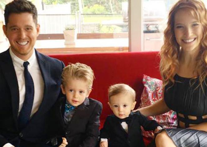 Michael Bublé effondré: son fils atteint d'un cancer