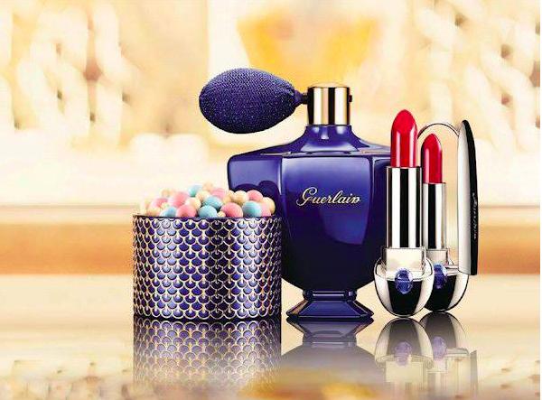 Natalia Vodianova: une collection maquillage de Noël pour Guerlain