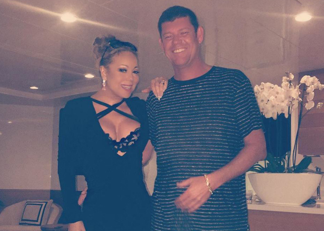 L'improbable contrat de mariage de Mariah Carey