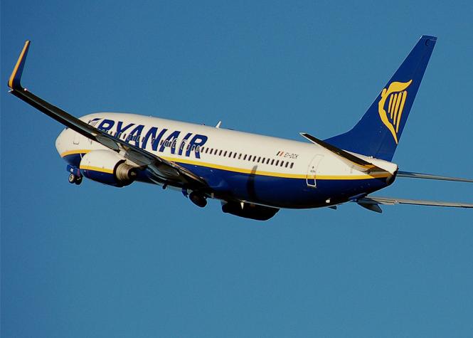 Atterrisage d'urgence : une bagarre éclate dans un vol Ryannair