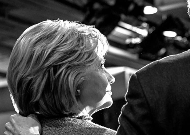 Hillary Clinton, française et cousine de François Hollande