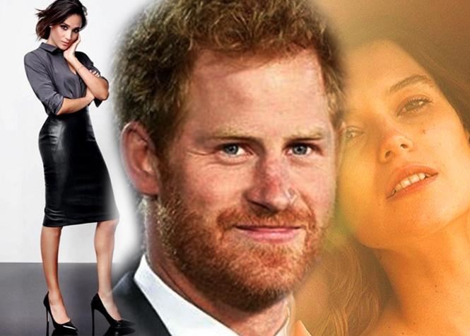 Le Prince Harry sortait avec deux femmes à la fois!