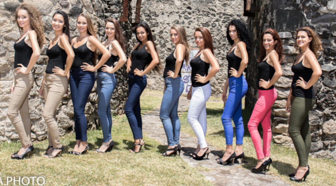 Les 10 candidates Miss Saint-Joseph
