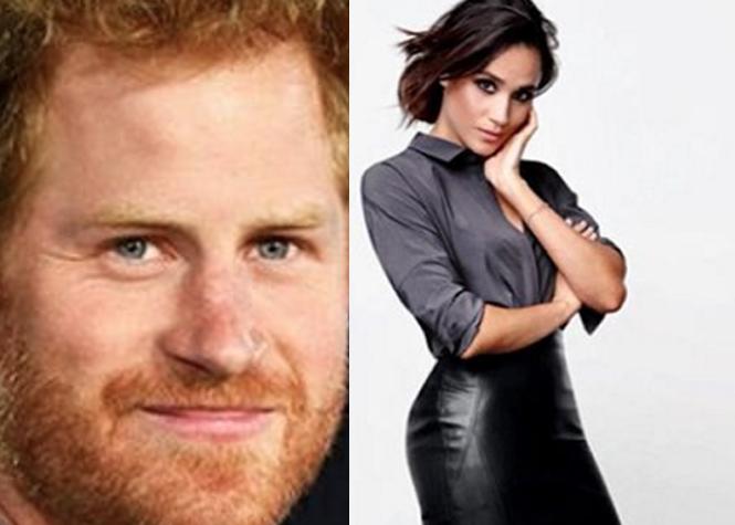 Prince Harry et Meghan Markle, c'est officiel !