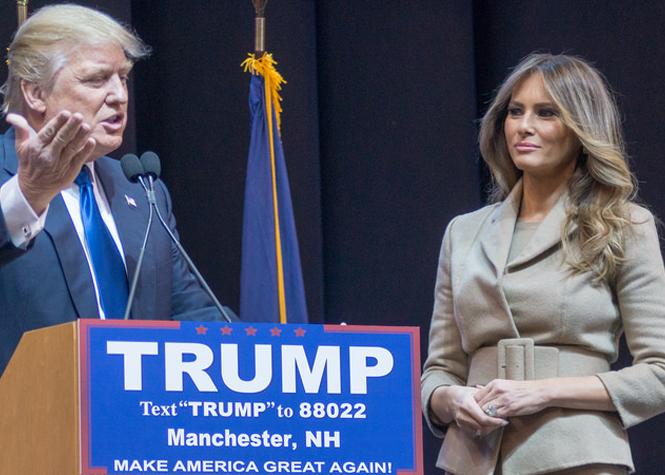 Melania Trump : la nouvelle First lady n'a rien d'une ménagère