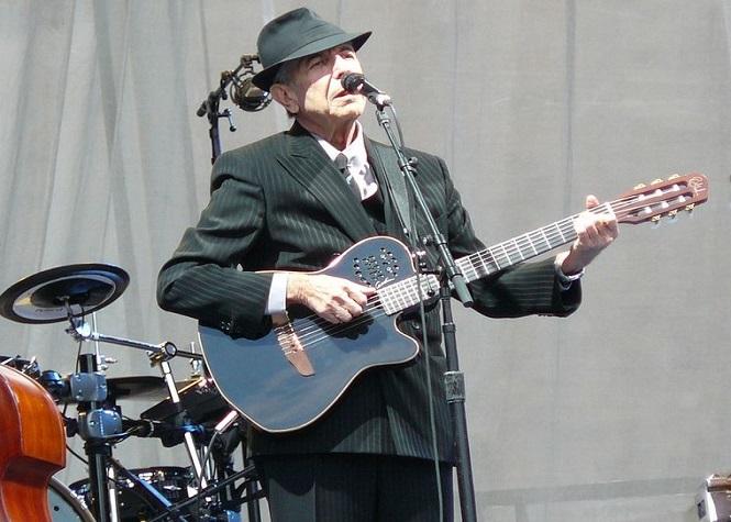 Leonard Cohen s'en est allé...