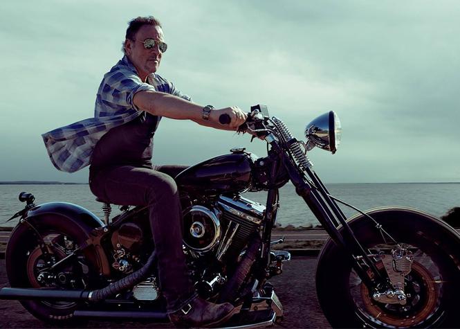 Ils aident un motard et réalisent que c'est Bruce Springsteen !