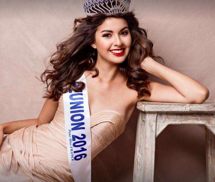 Miss Réunion part pour Miss France ce soir!