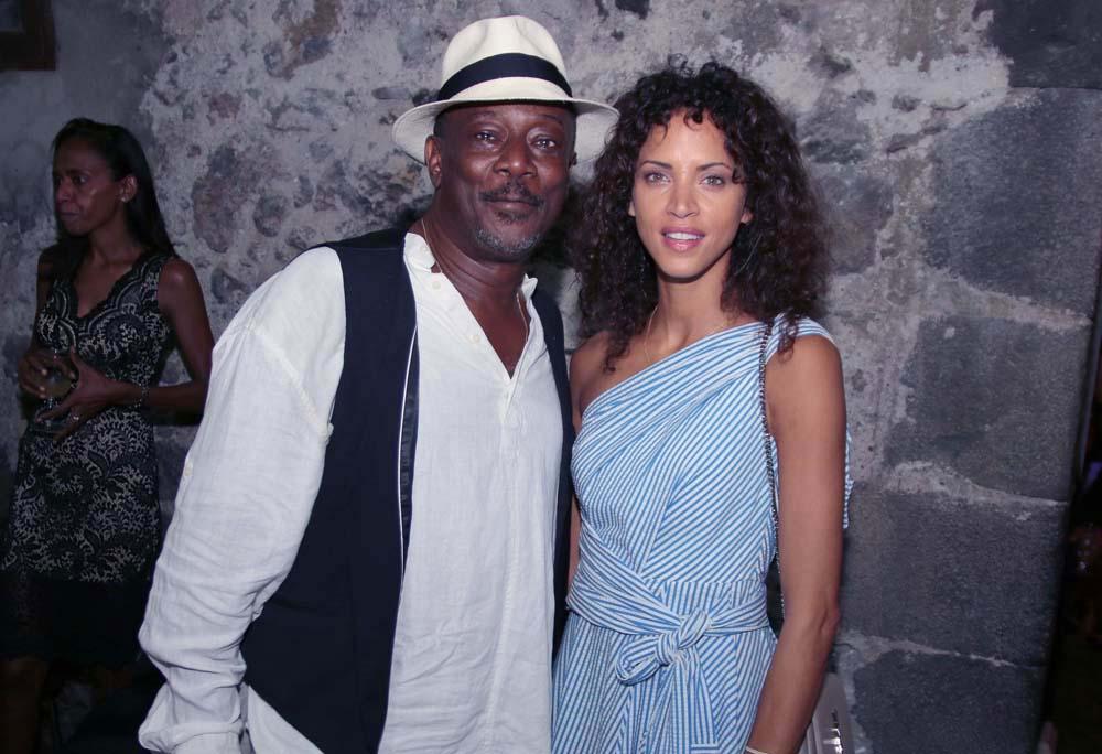Jean-Claude Machir et Noémie Lenoir