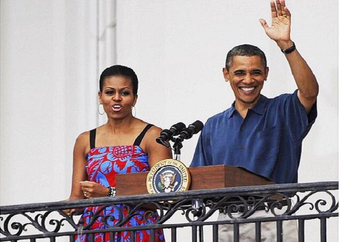 La créatrice française de Michelle Obama dit non à Melania Trump