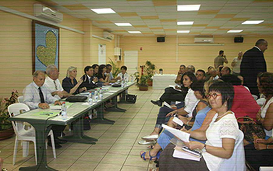 Une réunion interne a eu lieu avec les élus du Tampon