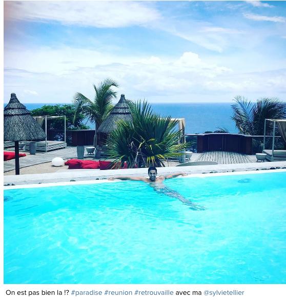 Le danseur Christophe Licata à La Réunion pour les candidates Miss France