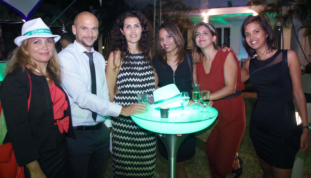 La BNP Paribas pour une soirée caritative