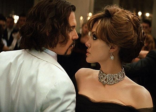 Angelina Jolie et Johnny Depp (déjà) ensemble ?