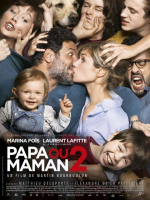 [JEU] La sortie du mercredi : Papa ou Maman 2