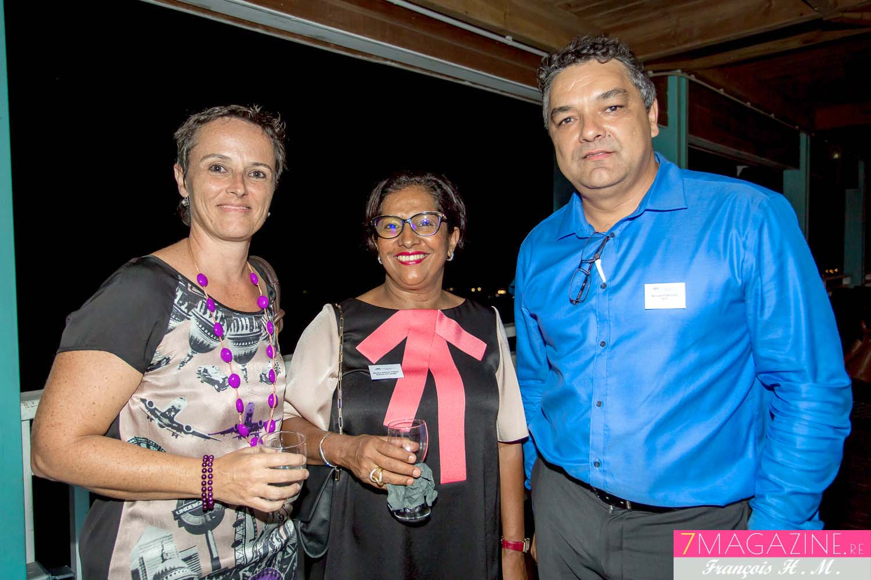 Cocktail de fin d'année du Medef Réunion