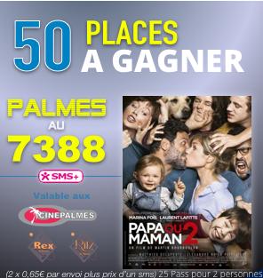 """Des tournages de """"Papa ou Maman 2"""" à La Réunion"""