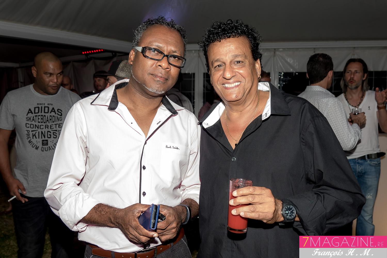 Dario Babet et Daniel Philips