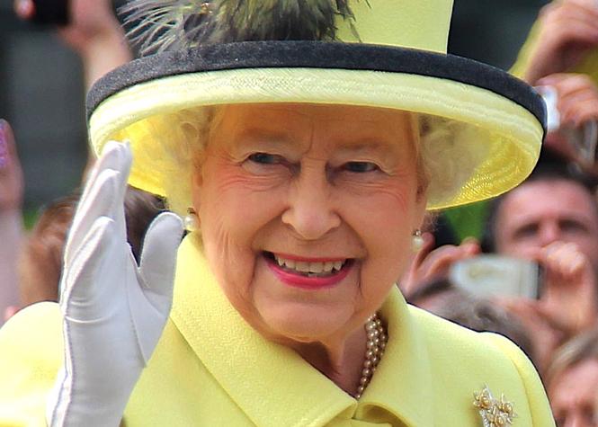La reine Elizabeth II est malade