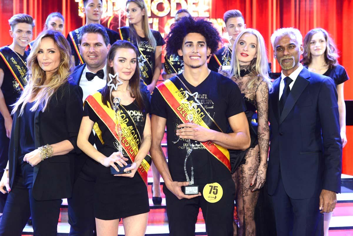 Manon Louvrier et Gavin Diaz Garcia, les lauréats du concours