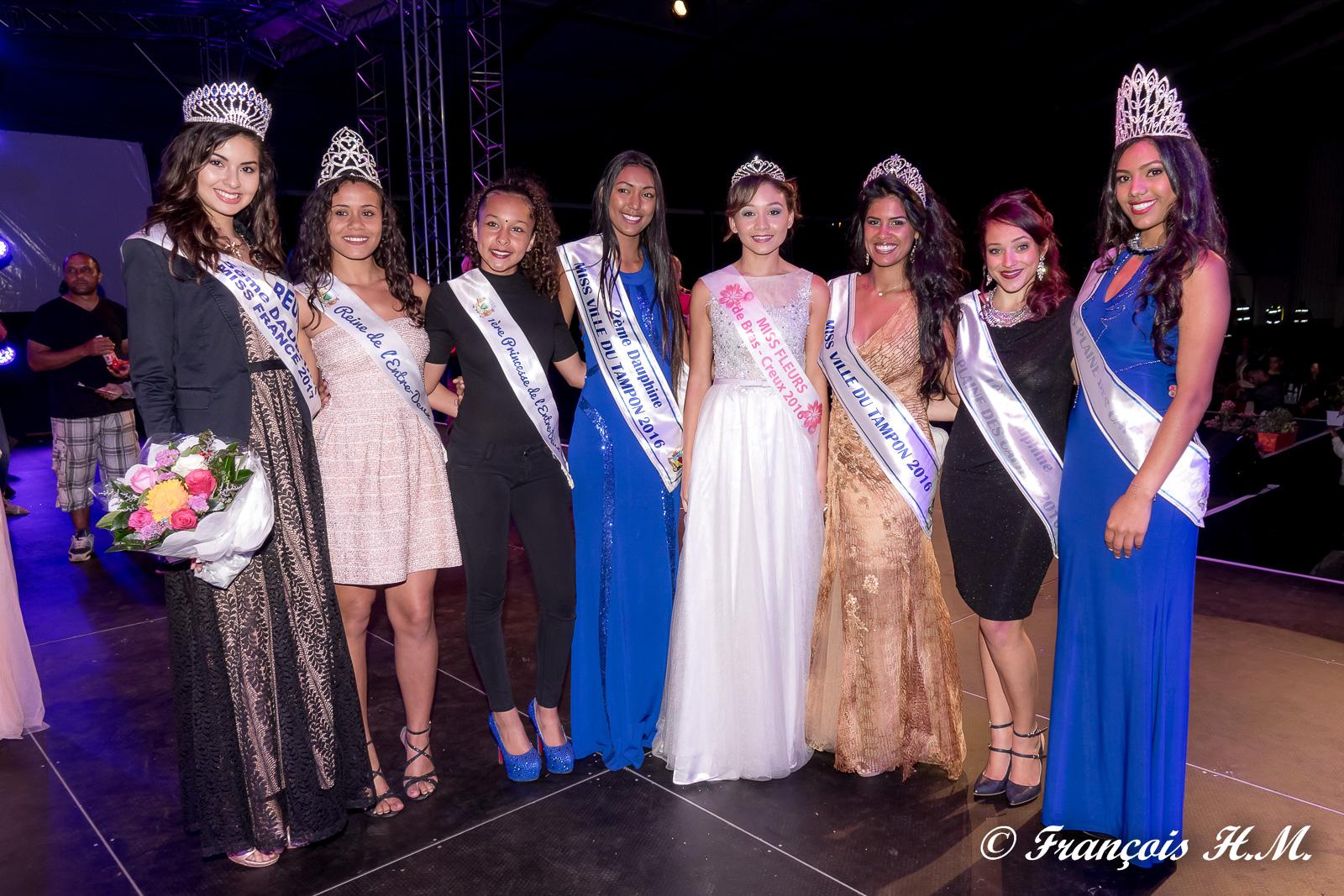 Dorine Payet élue Miss Plaine des Cafres 2017: les photos