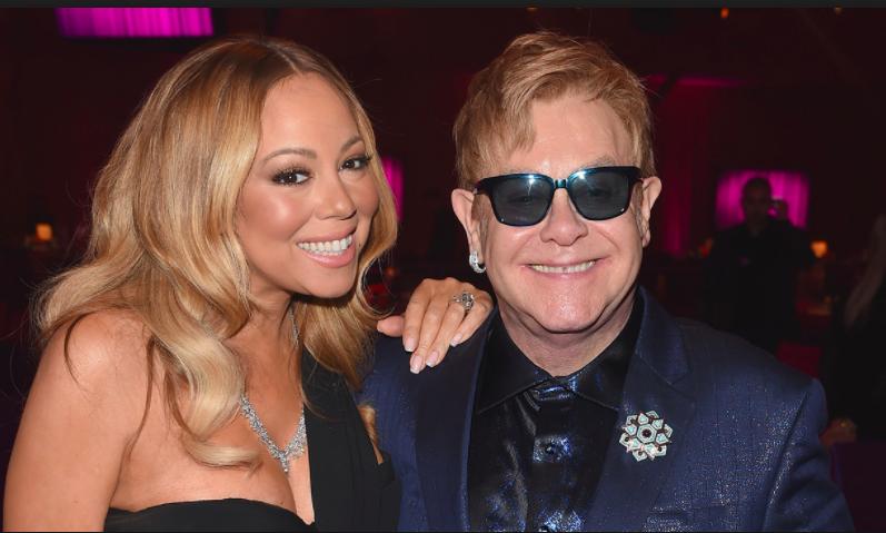 Mariah Carey et Elton John: un show très lucratif pour un milliardaire russe!