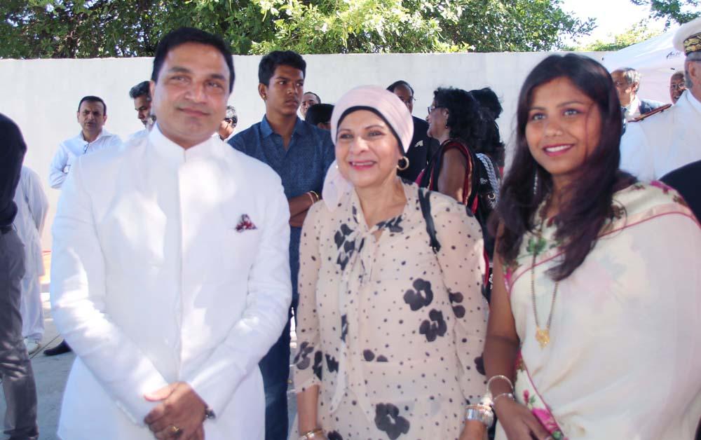 68ème Jour de la République de l'Inde: cérémonie au Consulat