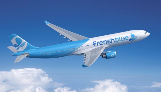 Des billets entre 50 et 200€ : French Blue et la continuité territoriale