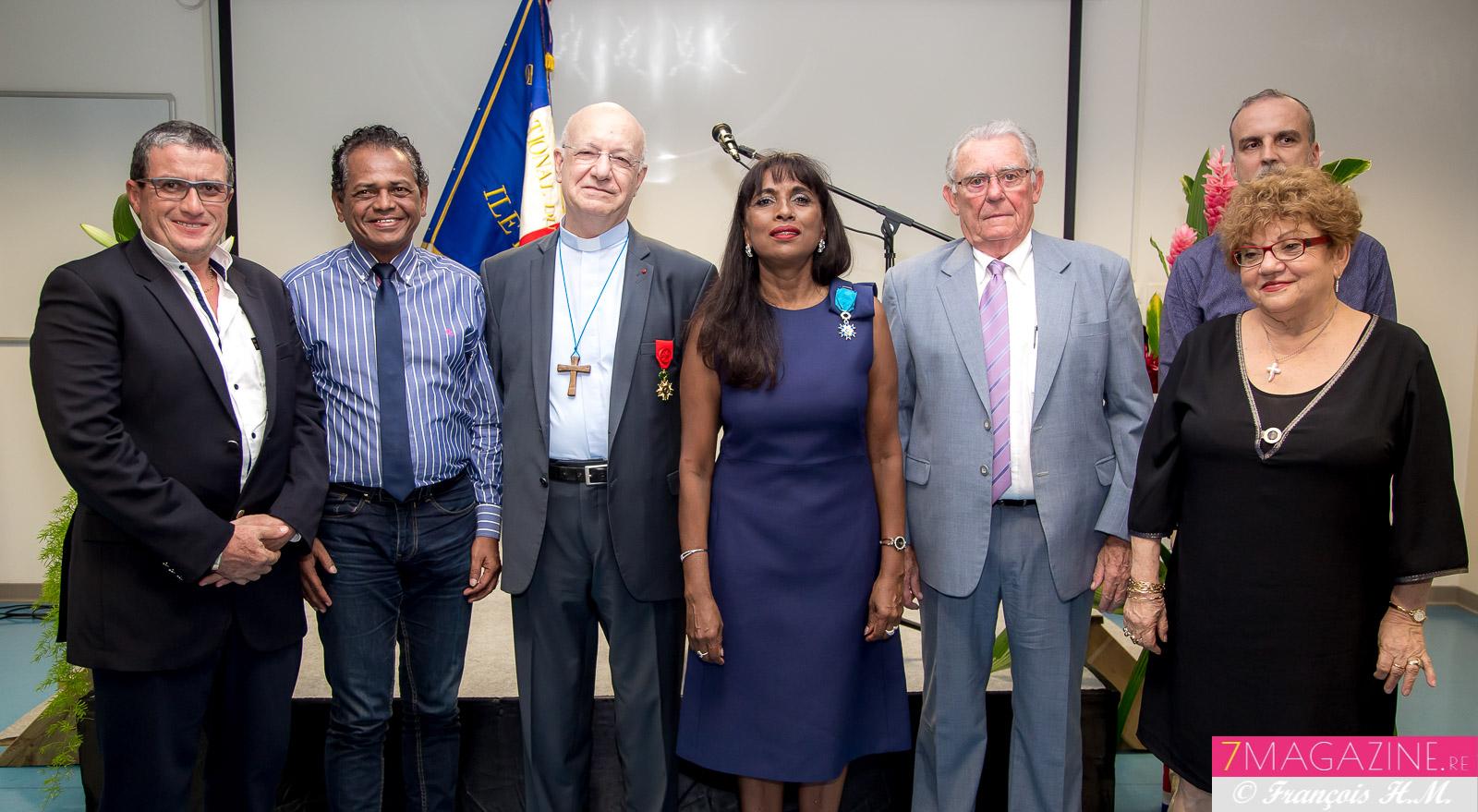 Avec le conseil d'administration de l'UCO