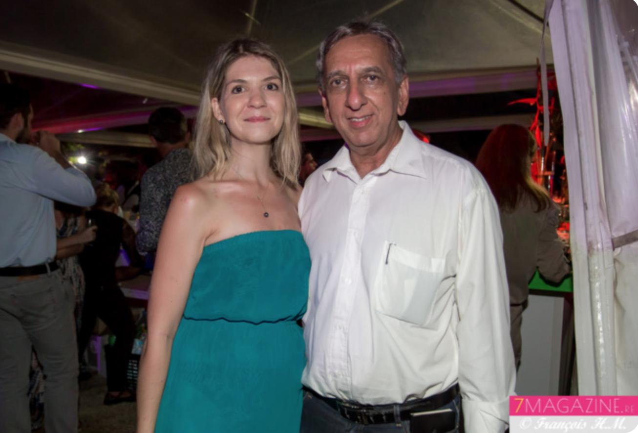 Aurélie Caron travaillait pour l'agence Jour de Fête, c'était sa dernière soirée, elle va vivre désormais en Guyane!
