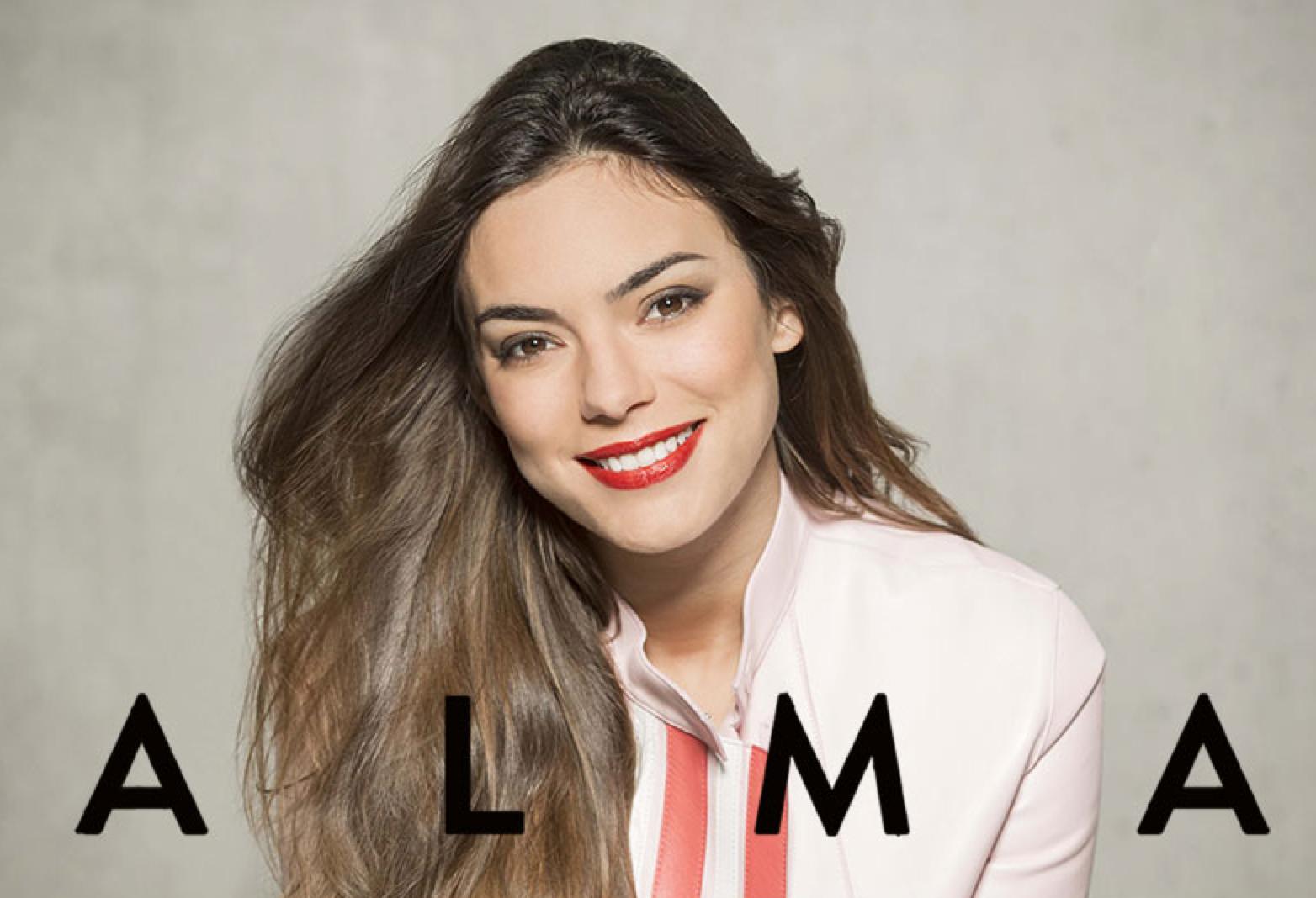 La belle Alma représentera la France à l'Eurovision en mai